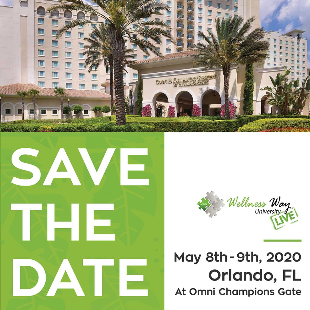 Save the Date Orlando, FL